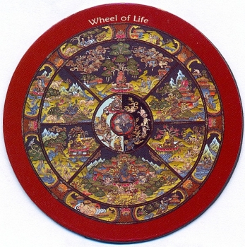Magnet WHEEL OF LIFE Art. 00981