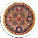 Magnet FIVE OM MANDALA Art. 01290