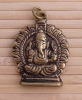 Amulett GANESHA aus Messing Art. 00387