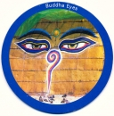Magnet BUDDHA EYES Art. 00503