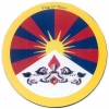 Magnet FLAG OF TIBET Art. 00695